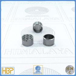 12mm Taper Slotted Stainless Steel Core Vents