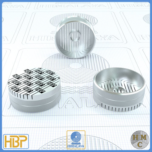 25mm Parallel Slotted Steel Core Vents