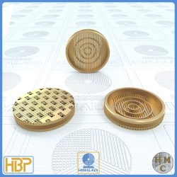 40mm-Parallel-Slotted-Brass-Core-Vents