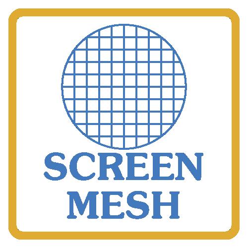 Screen Mesh Core Box Vents