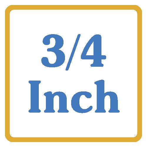 3/4 Inch Core Vents