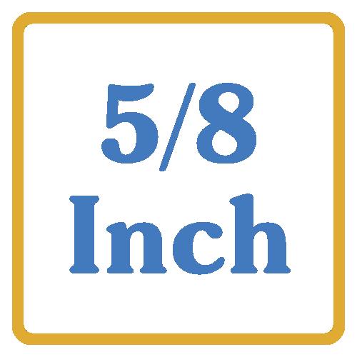 5/8 Inch core vents